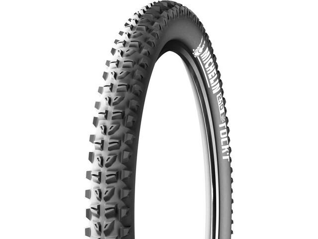 Michelin Wild Rock'R Pneu de vélo 26 x 102 cm pliable, black